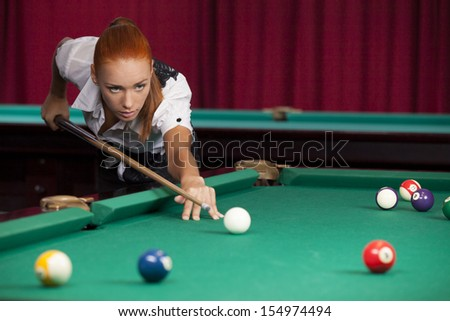 Final, sexy women playing pool pictures can suggest