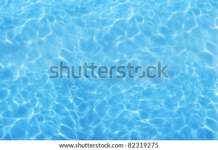 Pool water #82319275