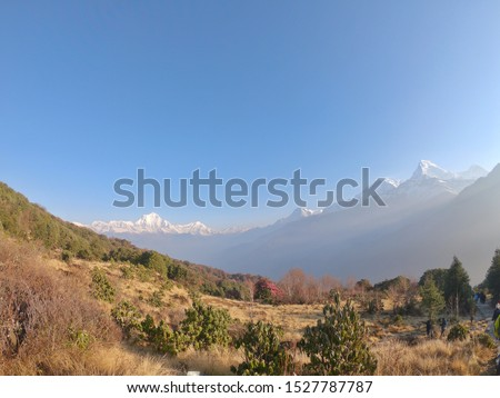 Poon Hill hill of Heaven