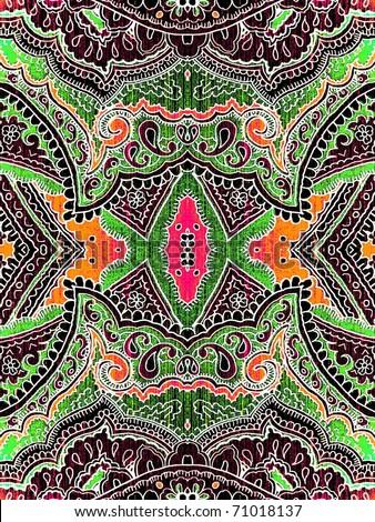pop art colorful arabic style grungy decor texture more. Black Bedroom Furniture Sets. Home Design Ideas