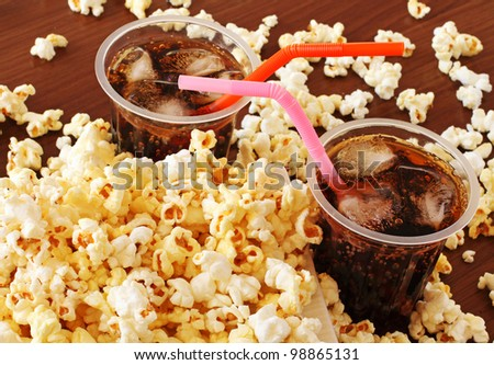 Pop Corn and Cola