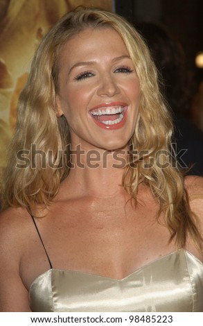 POPPY MONTGOMERY at the USA premiere of The Lord of the Rings: The Return of the King, in Los Angeles. December 3, 2003  Paul Smith / Featureflash