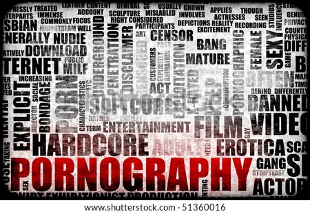 stock photo : Pornography Adult XXX Content as Grunge Abstract