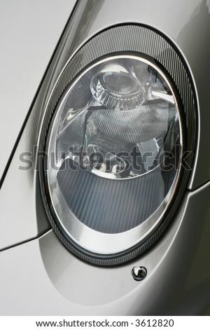 Stock Photo Porsche Turbo Headligh on 2002 Mazda Miata Radio Wiring Diagram