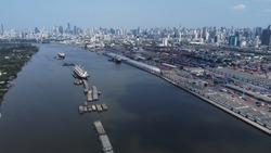 Port authority of Thailand Bangkok