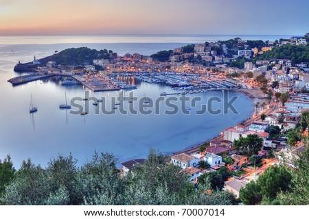 Port de Soller, Majorca