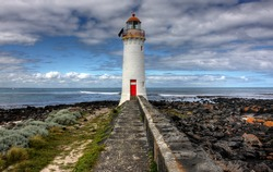 port fairy lighthouse along the great ocean road