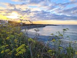 Port Grat Beach, Guernsey Channel Islands