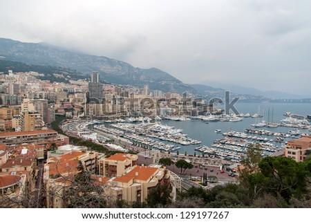 Port Hercules, La Condamine, Monte Carlo in Monaco