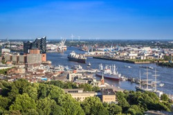 Port of Hamburg - Germany