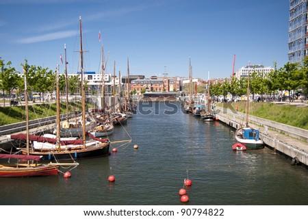Port of Kiel, Germany