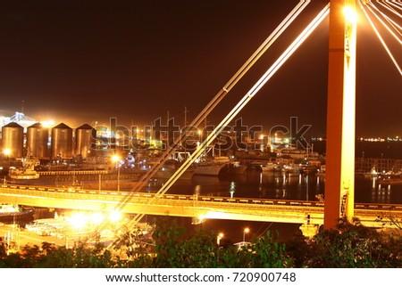 Port of Odessa #720900748