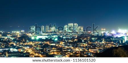 Port of Spain, Trinidad Stock photo ©