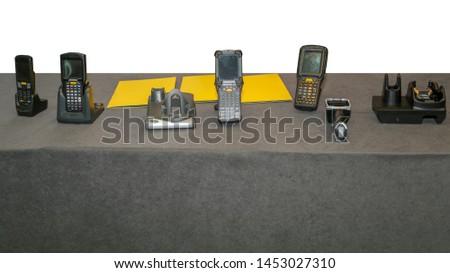 Portable Handheld Barcode Scanner Reader Device Equipment #1453027310
