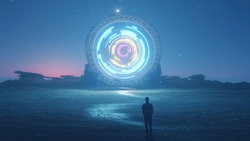 portal to the other dimension