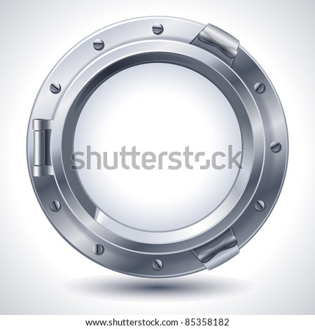 Porthole - raster version