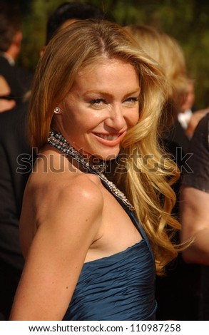 Portia de Rossi arriving at the 59th Annual Primetime Emmy Awards. The Shrine Auditorium, Los Angeles, CA. 09-16-07