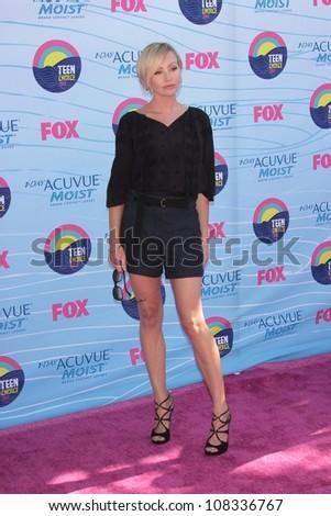 Portia de Rossi  at the 2012 Teen Choice Awards Arrivals, Gibson Amphitheatre, Universal City, CA 07-22-12