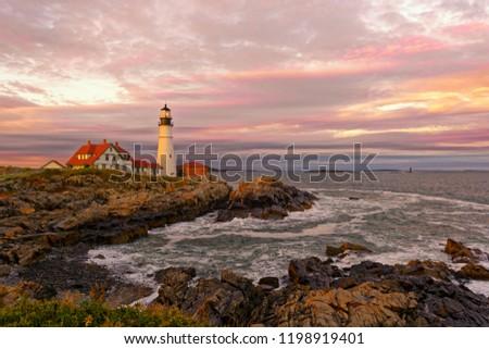 Photo of  Portland Head Lighthouse