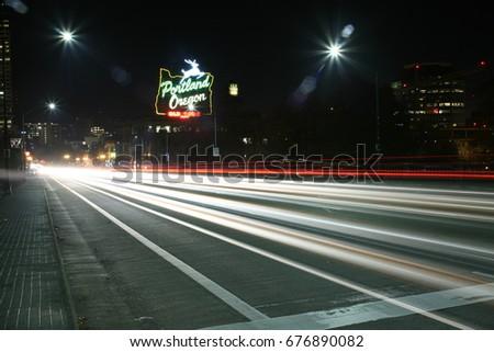 Portland lights #676890082
