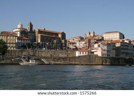 Porto Foto stock ©