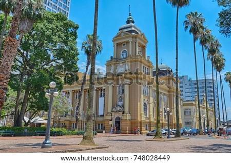 Porto Alegre,Brazil Foto stock ©