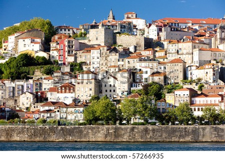 Porto, Douro Province, Portugal - stock photo