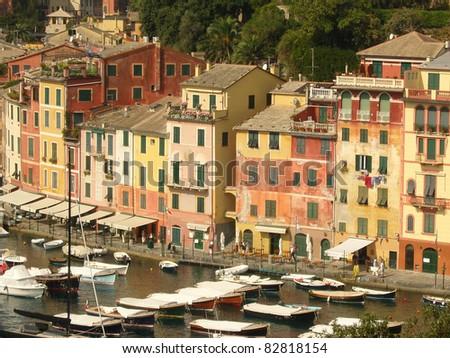 portofino houses