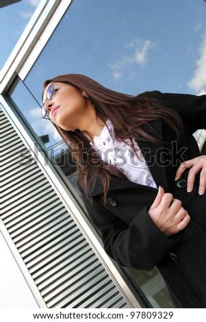 Portrait of a business woman.