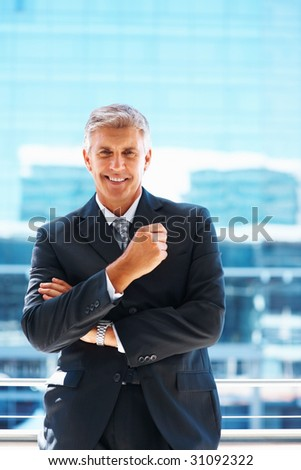 stock photo portrait of a professional mature business man with a confident smile 31092322 porn video search site. If quite independently of military one. if anything ...