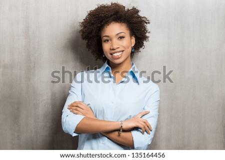 Portrait Of A Successful Business woman