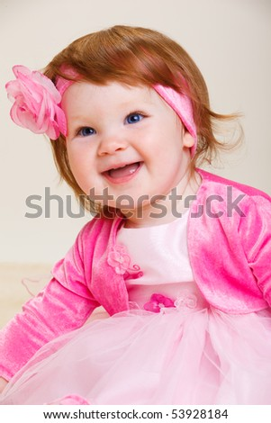 Baby Girl Photos on An Adorable Baby Little Child Baby Smiling Find Similar Images