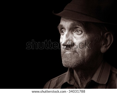 posing men for portraits. man posing, beard red jalopy