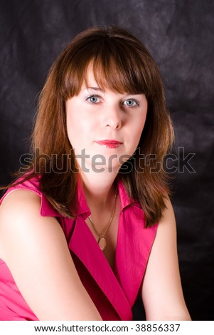brown hair with red highlights pictures. dark rown hair red highlights