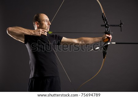How To Make A Bow And Arrow From Scratch Video
