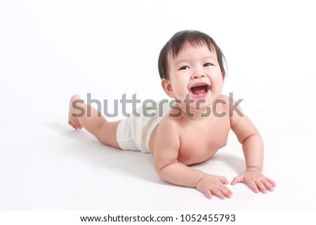 naked asian girl Japanese toddler