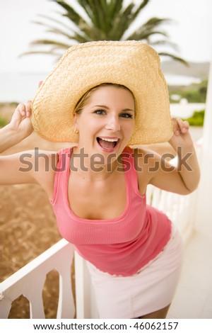 crazy summer hats