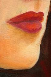 portrait paintings detail.
