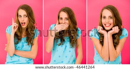 Portraits Of Emotion