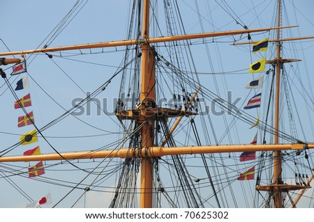 Portsmouth Tall Ship