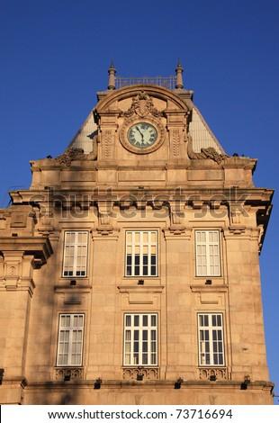 "Portugal Douro region Porto Historical center the beautiful old Saint Bento ""Sao Bento"" train station"