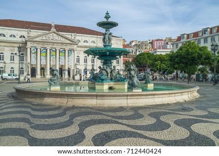 portugal  lisabon  urban city ...