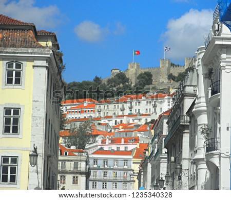 Portuguese capital buildings