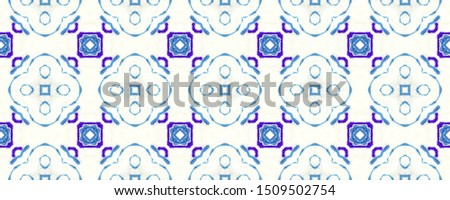 Portuguese Decorative Tiles. Latino Pattern. Portuguese Decorative Tiles Background. Orient Grunge Ornate. Ornate Ornate. Faience Marrakesh Print.