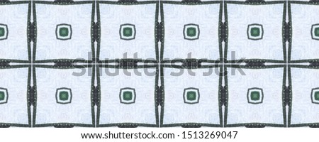 Portuguese Decorative Tiles. Orient Watercolor Ornament. Portuguese Decorative Tiles Background. Lisbon Ornate. Ornate Banner. Ethnic Graphic Watercolor