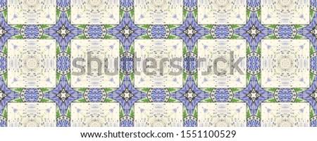 Portuguese Decorative Tiles. Portuguese Decorative Tiles Background. Garden Boho Carpet. Flower Mexican Illustration. Embroidery Mexican Banner. Summer Pastel