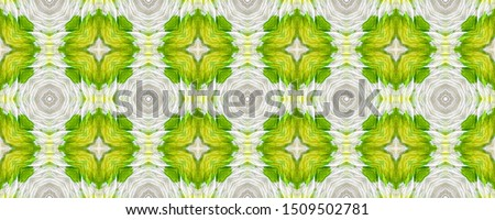 Portuguese Decorative Tiles. Portuguese Pattern. Portuguese Decorative Tiles Background. Fashion Modern Ornate. Symmetry Ornate. Batik Green Mandala