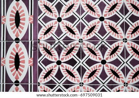 Portuguese tiles #697509031