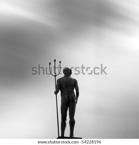 Poseidon (Long Exposure)