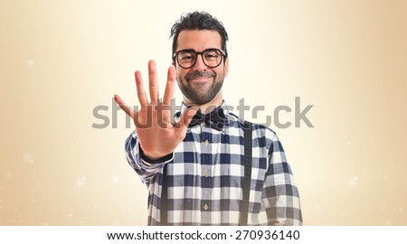 posh boy counting five